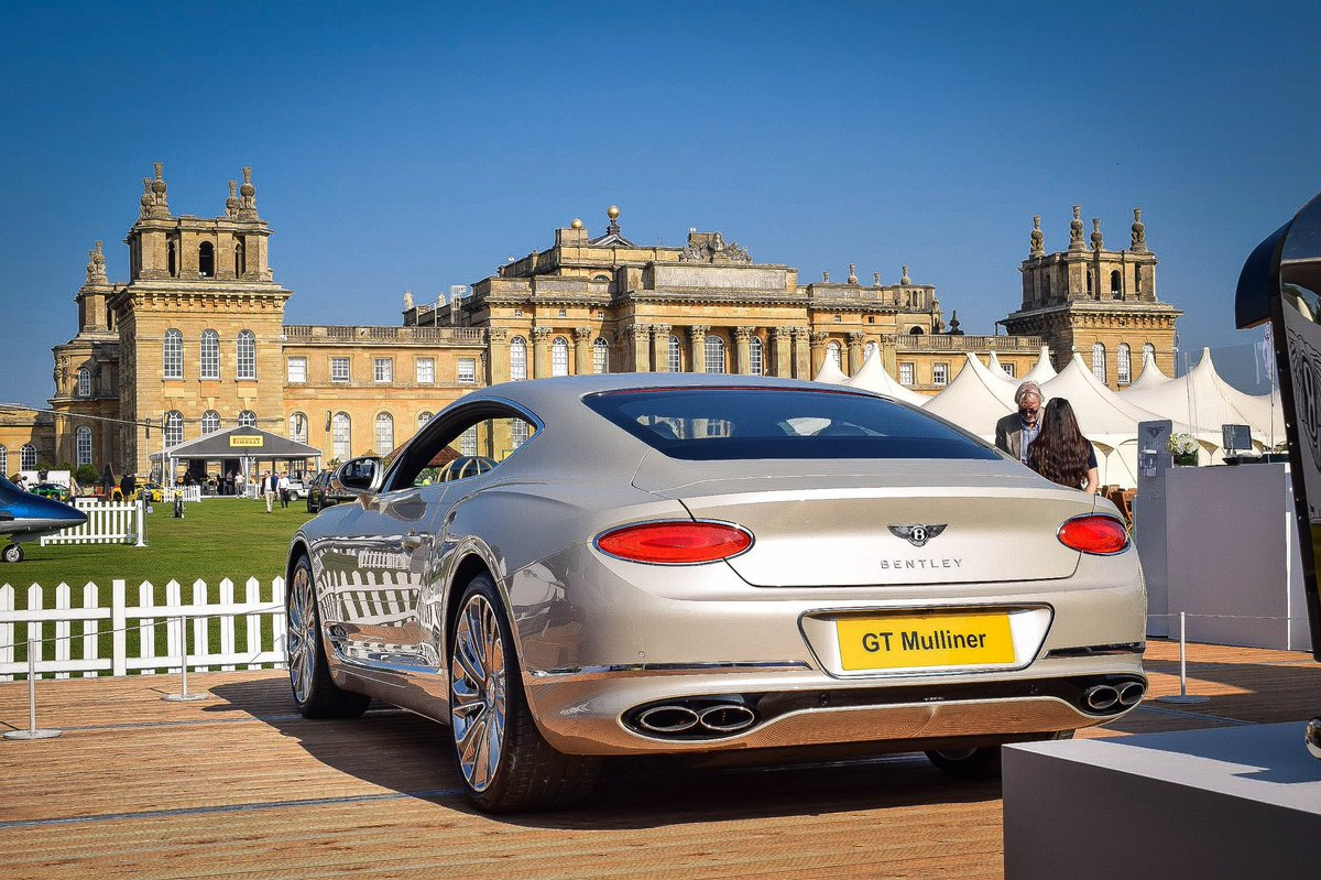 This week, Bentley Motors introduced its new Continental GT Mulliner Coupé to the world during the Salon Privé 2020 event at Blenheim Palace, but how & why did 'Mulliner' end up on the side of a #Bentley? Read more: https://t.co/MGrRi60S6F https://t.co/UWu65S8OQf