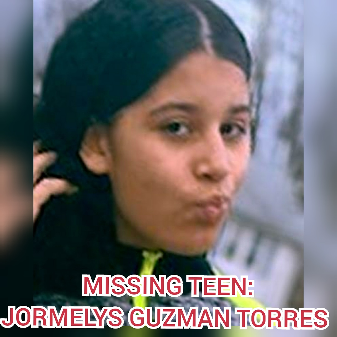 PLEASE SHARE! Help us find Jormelys Guzman Torres who's been missing since August 16, 2020 from Springfield, MA 🔍#missingandexploitedchildren #missingkids #massachusetts #springfieldma #speakup #knowledgeispower #teen #latinosunidos #disappearance https://t.co/BLWeQvt2Ud