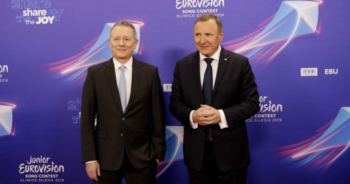 Pelea entre la TVP y su consejo de administración por Varsovia 2020 https://t.co/ghBrjHCVfu #Eurovision #MoveTheWorld #jesc2020 https://t.co/mfKOaAHkrx