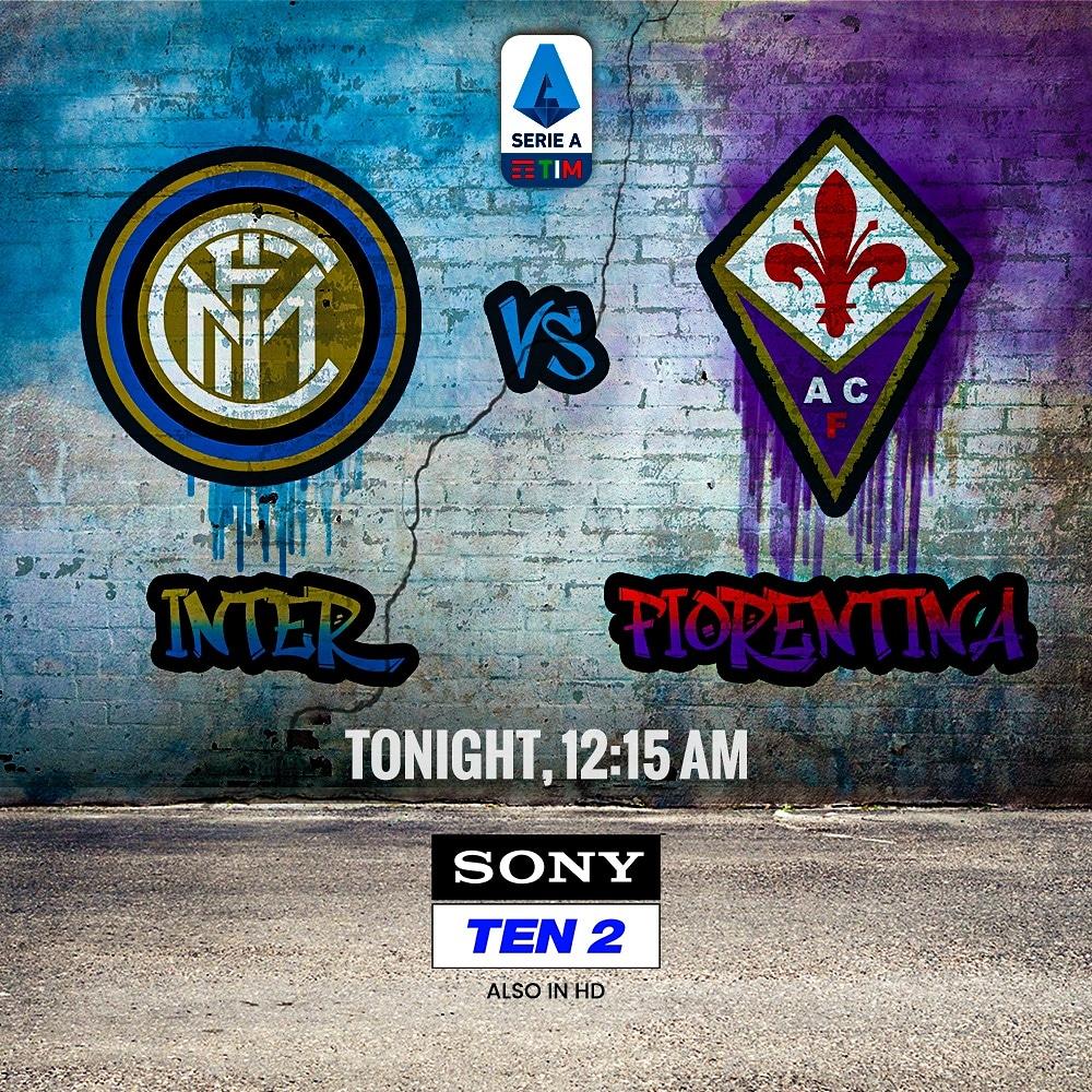 The Nerazzurri are ready to kick-off their @SerieA_EN season! 🤩  Watch Conte's men take on @ACFFiorentinaEN in their quest to bring the Scudetto 🏆 back to San Siro 🏟  📺 Sony TEN 2  #SonySports #SirfSonyParDikhega #SerieA #WeAreCalcio #Inter #Internazionale #Milan #Fiorentina https://t.co/j8Bnqr6vJ1