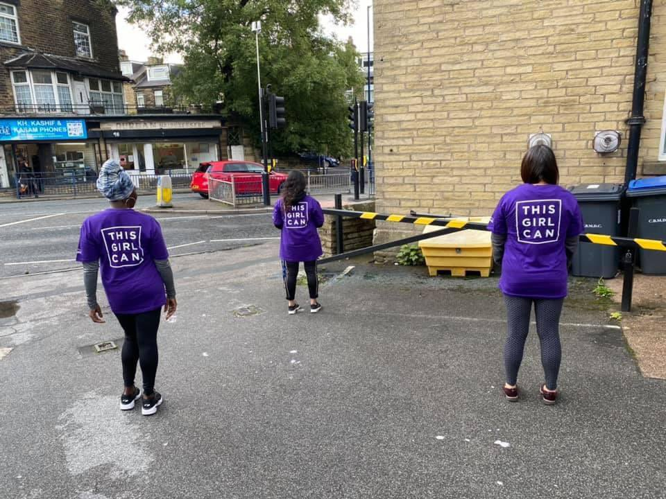 """""""This Girl Can...Youth Work, Works""""  #StillHereToHelp #BfdYouthWorkers #ThisGirlCan #TeamBradford #RaiseTheYouth  @ThisGirlCanUK @bradfordmdc @BradfordWestAP @BradfordWestAC @kersten_england @SHinchcliffe https://t.co/W1cJt2f7W2"""