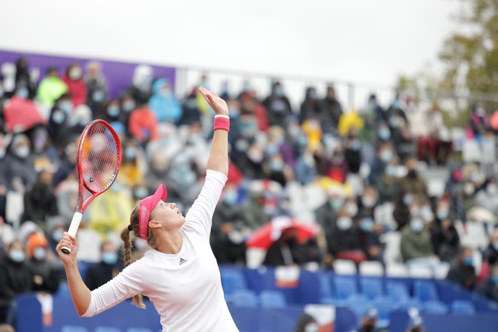 #ElenaRybakina remporte le deuxième set 6-1 face à #ElinaSvitolina. C'est parti pour la troisième manche de la finale des #IS20 📸 : Michel Grasso / C'est qui Maurice ? https://t.co/s3pzYUaA2Z