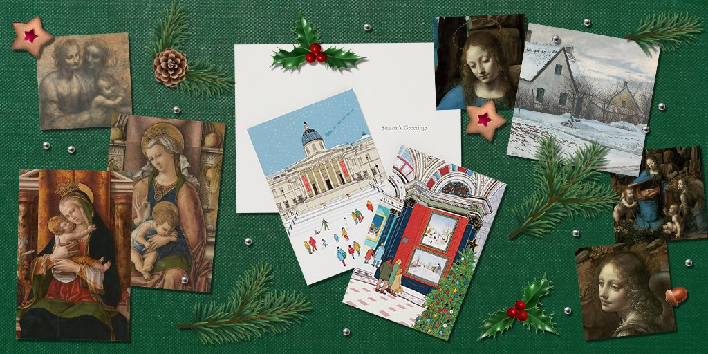 It's never too early to get prepared for the holiday celebrations. For early birds already exploring Christmas cards to share their good wishes, we're happy to show you our own range. One of our bestsellers so far is the Crivelli pack. Check them out: https://t.co/N05BY6LySC https://t.co/lFbBCur2Ag