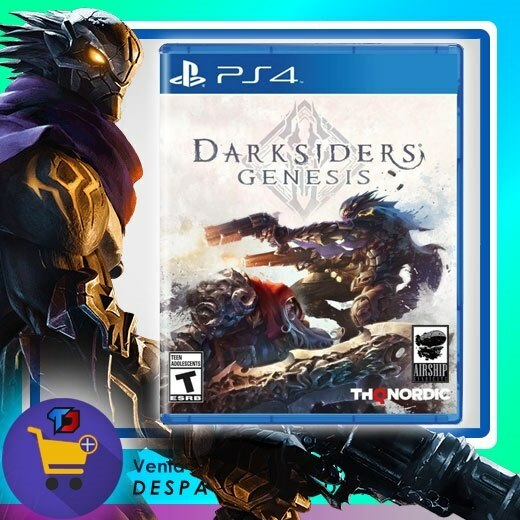 Darksiders Genesis Para PLAYSTATION 4 $ 19.900 Despacho a Domicilio Santiago y Regiones Comprar aca… https://t.co/x4OS7ud6JM https://t.co/Gk4eU1uu5W