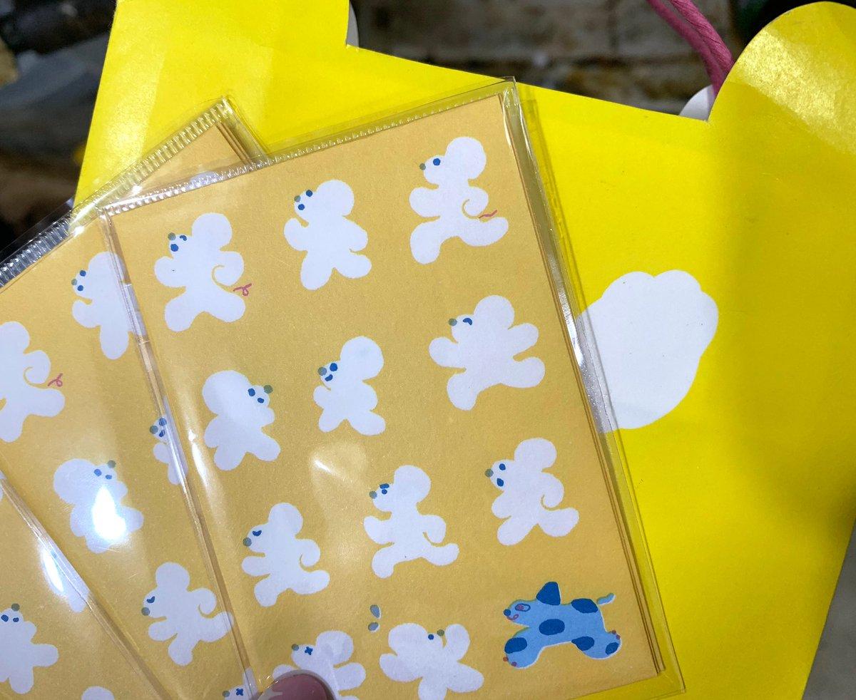 可愛いでしょ?! はい、黄色💛wうちで働いてた子が就職した先で制作してるポチ袋なんだけど。。。実はまっすーと深ーい関係があるポチ袋なのです(笑)わかるかな〜〜^^;わかるかな〜〜〜wwヒント💡 どらま←🧢