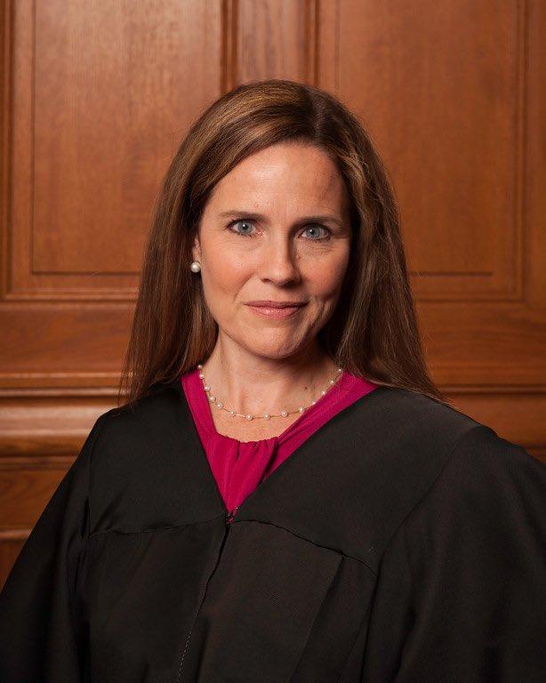 Católica, conservadora, originalista (seguidora da tradição de Scalia), mãe de 7, formada com summa cum laude, Amy Barrett parece mais um golaço de Trump se confirmada na Suprema Corte. Os ativistas choram... https://t.co/3X2WoGXBcL