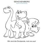 Image for the Tweet beginning: Wir sind die Dinobande! 🦕🦖🦕