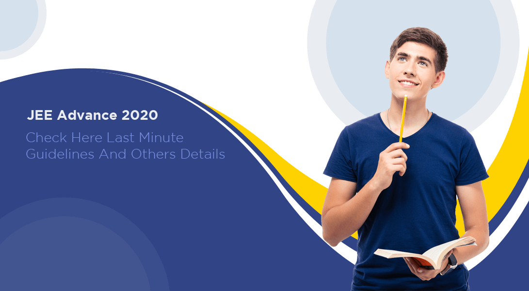 JEE Advance 2020: Check Here Last Minute Guidelines And Others Details https://t.co/29OXF0r6mX  #JEEAdvExam #Examination #Education #guidelines #Advisory #JEEAdvanced2020 #Precautions https://t.co/jQijTsRcVI