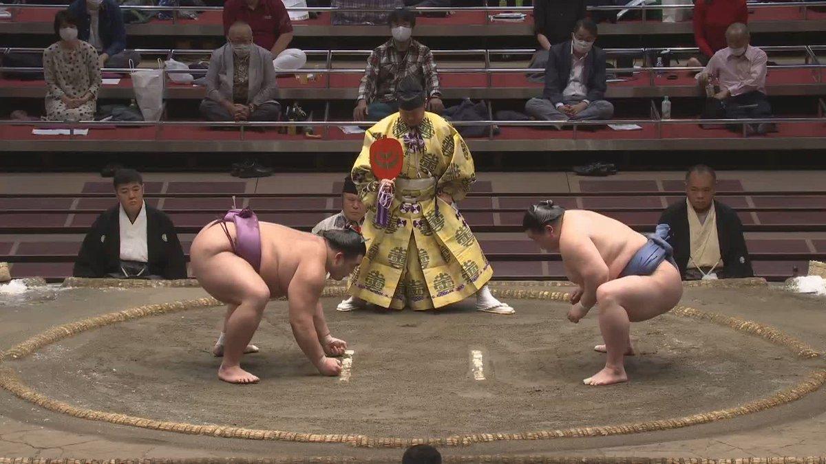 【優勝に近づくのはどっち!? 注目の大一番!】熊本出身初の優勝を狙う正代か、3連敗からの大逆転の朝乃山か。#朝乃山 - #正代#大相撲 #秋場所 十四日目幕内の全取組動画はこちらでチェック↓↓#NHK大相撲 #sumo #nhksumo