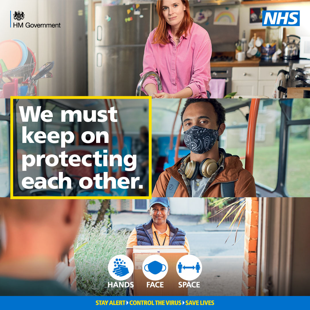 We all need to act and pull together to stop the spread of COVID-19.   Wear a face covering, social distance, and let's do the right thing for #Walsall https://t.co/n7uXnUaRqz