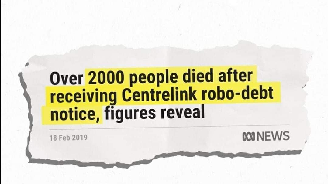 #scottythesaviour is part of this, the #AgedCare deaths due to #covid19australia, the deaths of the #morrisonfires, & the deaths caused by @TurnbullMalcolm's marriage equality plebiscite.   How many of us will @ScottMorrisonMP kill before remove him from #auspol? https://t.co/nNDf6scfF3