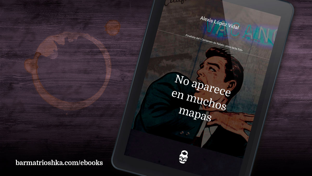 El #ebook del día: «No aparece en muchos mapas» https://t.co/bOcy42ShZu #ebooks #kindle #epubs #free #gratis https://t.co/B6cNtEWqvD