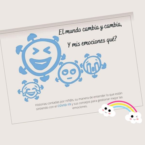 Los niños y las niñas nos dan ejemplos de superación, valores y nos enseñan a afrontar adversidades con una mirada distinta. Este manual https://t.co/uA1FBGjIkE es un ejemplo de eso y de cómo el #aprendizajeservicio puede cambiar el mundo #APS #COVID19 #inteligenciaemocional https://t.co/mHI0wSgJgy