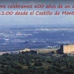 Image for the Tweet beginning: Celebramos 600 años. Este domingo
