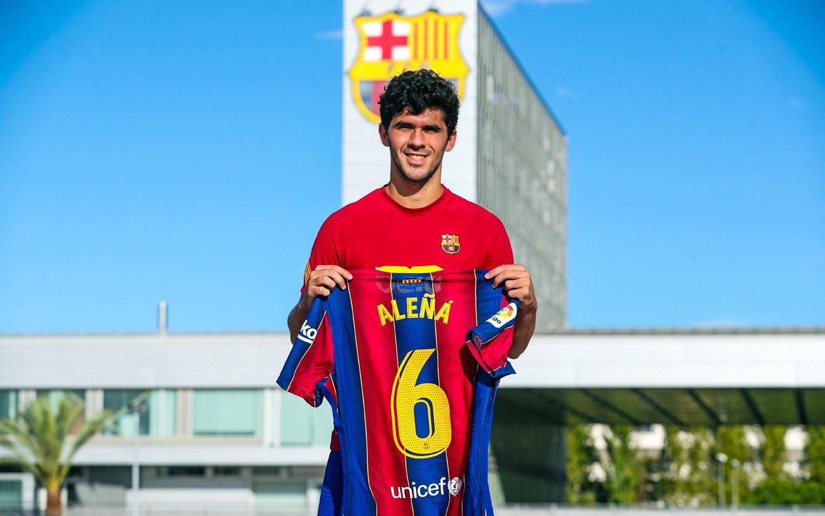 Numéro 6⃣, Carles Aleña ! https://t.co/8aauN0DWyr