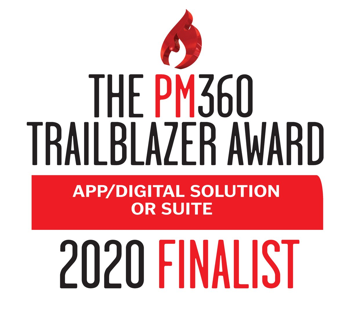 Outstanding initiatives hit the #pharmaceutical market in 2020! We are proud to be nominated in the two categories for #PM360TrailblazerAwards: INITIATIVE: APP/DIGITAL SOLUTION OR SUITE and the COMPANY OF THE YEAR: ADVERTISING AGENCY  https://t.co/cLASx1dBwx https://t.co/KMcUYhdmt3