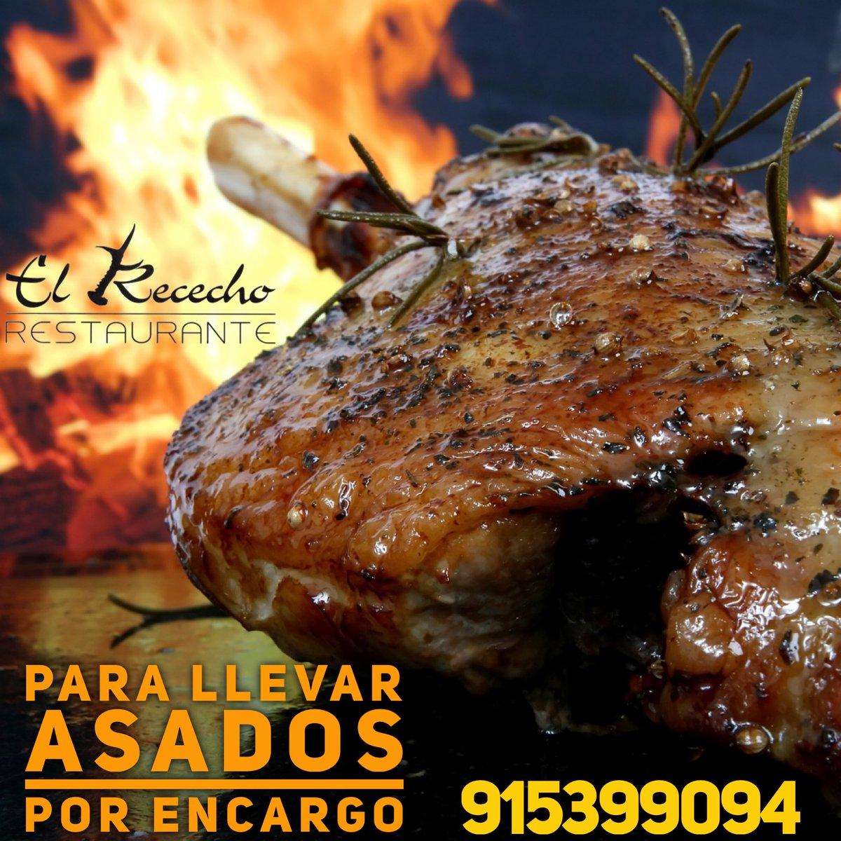 https://t.co/glZkCNOy0A Tel. 915 399 094 / 669 648 769  #alcorcon #elrececho #restaurantes #asados #porencargo #quecomerhoy https://t.co/aC5tmgaE9x