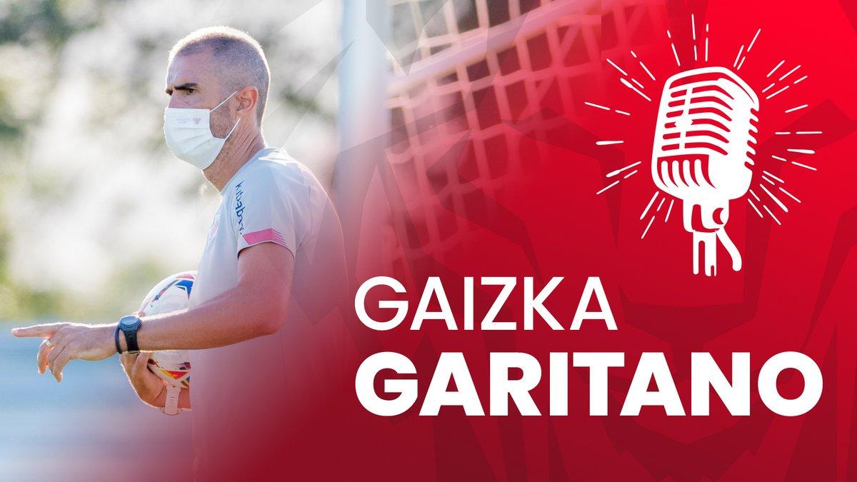 🔴 Jarraitu zuzenean Gaizka Garitanoren prentsaurrekoa, @LaLiga-ko #EibarAthletic derbiaren atarikoan ⚔️  📺👉 https://t.co/LyncQgd5ZZ  #AthleticClub 🦁 https://t.co/JOMfbb4svu
