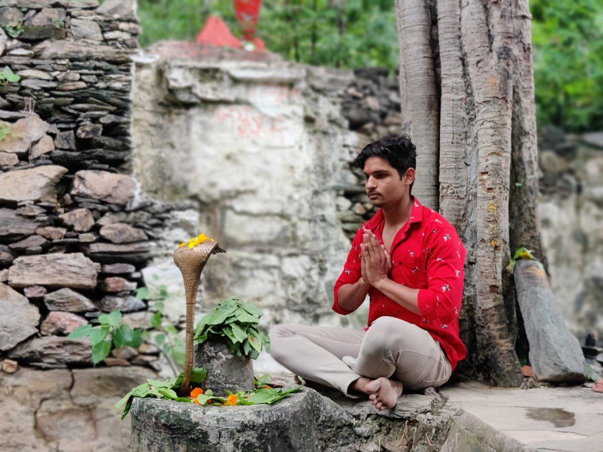 ॐ नमः शिवाय .  . #mahadev #shiva #bholenath #mahakal #omnamahshivaya #monday #khamnor #nathdwara #photosainii https://t.co/iv0oLY9zg7