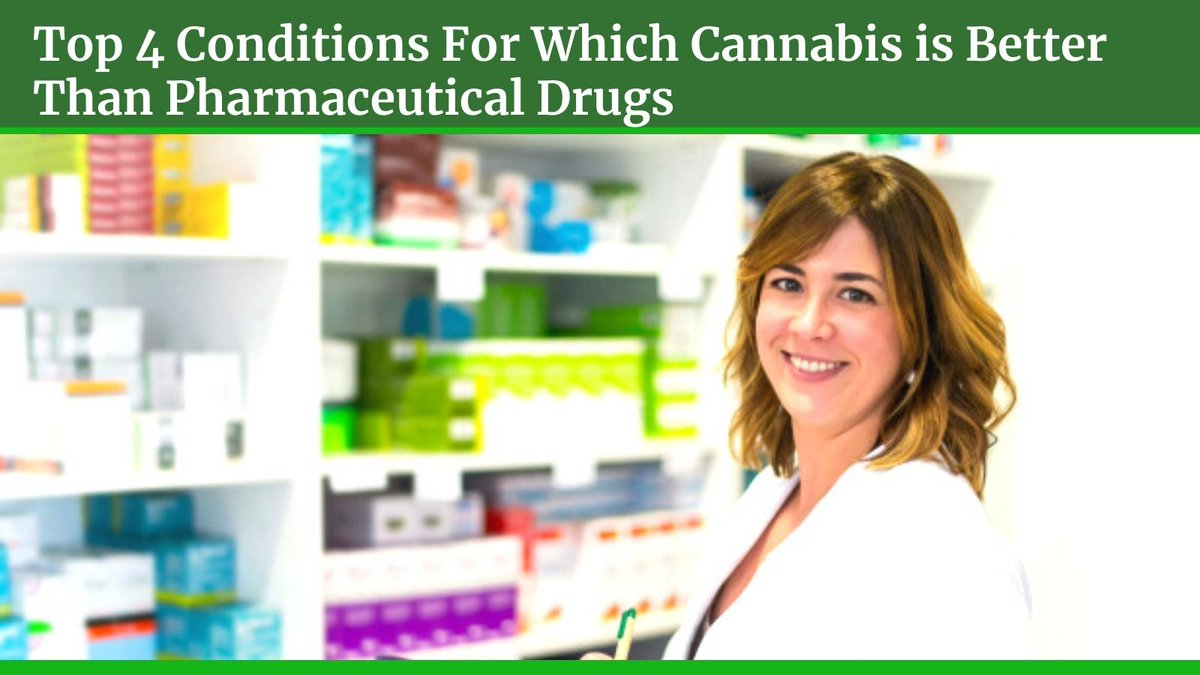 #Cannabis is said to be better than pills in treating these four medical conditions. Have one of them? Apply for #420evaluations in #SanJose, #CA now.  Read More:https://t.co/9Lkhq08tO8 . . #california #marijuana #Pharmaceutical https://t.co/pojZDczho0
