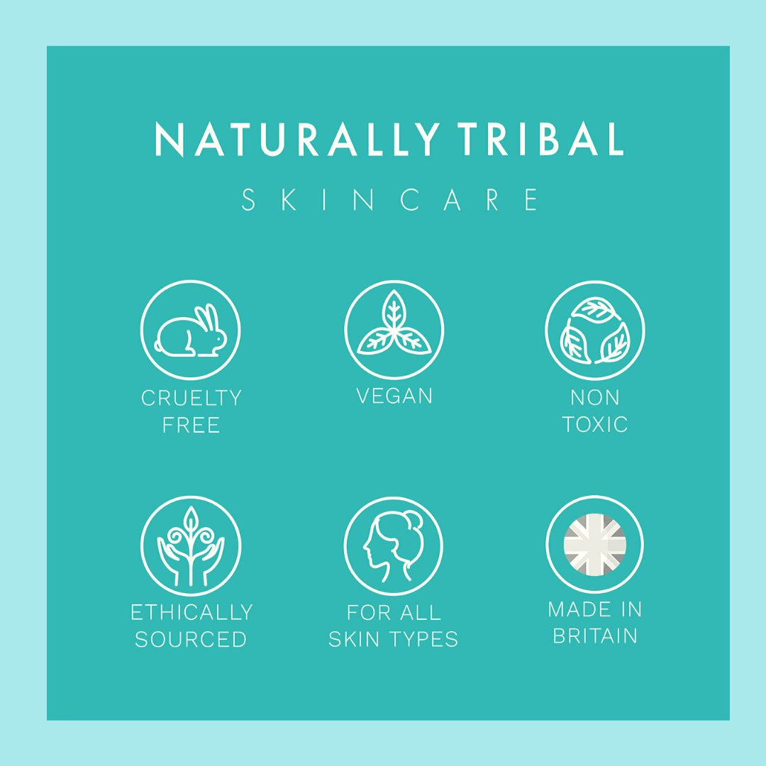All the things our brand is built on 🙌  Which are most important to you? 💕  #JoinTheTribe #naturalskincare #crueltyfree #ethicalskincare #vegaskincare #femaleempowerment https://t.co/PWtExHJb87