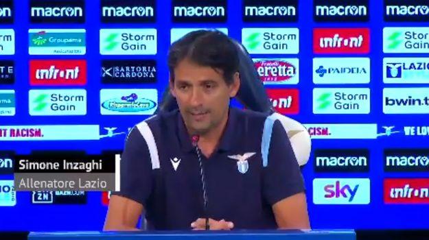"""Inzaghi: """"Organico e calendario, volevamo un altro inizio"""" https://t.co/7DnL3VxMOx https://t.co/WTRcrljV12"""