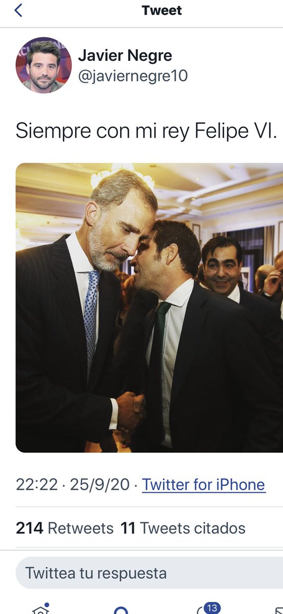 Vean el más demoledor ataque a Felipe VI. #LaPuntilla ⤵️ https://t.co/bTPb9NSZd3