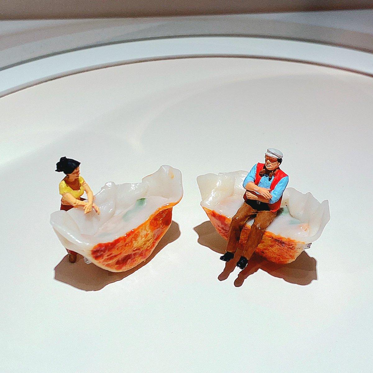 田中達也先生のミニチュアライフ展 2行ってきた。 #大丸 #大丸梅田店 #daimaru #田中達也 #ミニチュアライフテン2 #田中達也見立ての世界 #ミニチュア #miniature #miniaturelife展 #tanakatatsuya #ハッシュタグキャンペーン https://t.co/zQlHcmMvUt