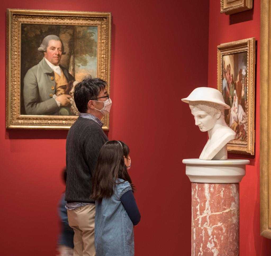 We've missed you, Boston! Opening weekend is SOLD OUT, but you can still reserve tickets for October to see the Art of the Americas Wing & two special exhibitions.   Already visited? Share your photos with #mfaBoston!   🎟️ Timed-entry tickets are required: https://t.co/t0pcY8GYTi https://t.co/73NKhiobS9