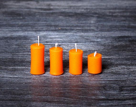 Orange-Colored #Miniature Pillar Candles for Your #Dollhouse - https://t.co/lziqJbpnUf https://t.co/ZD6Xu8F7QN