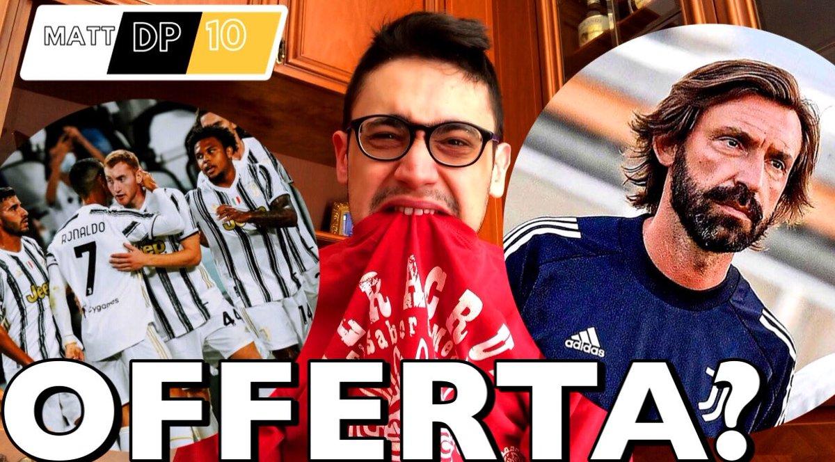 [LO VOGLIONO!!!] | ECCO L' OFFERTA ALLA JUVENTUS!!! POSSIAMO CEDERLO PER... https://t.co/GZrnLRGjBa   #Ronaldo #Juventus #Paratici #Marotta #ForzaJuventus #Dybala #Guardiola #Sarri #Chiellini #CR7 #Championsleague #Agnelli #DelPiero #Buffon #Pirlo #Pogba #Raiola https://t.co/C7XqlRZdUH
