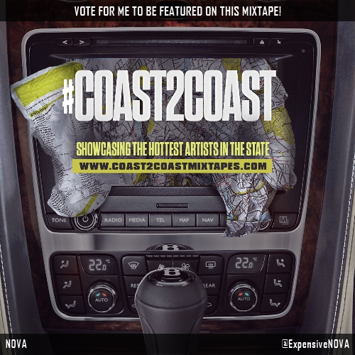 Vote for my song 'Chateaux' on #Coast2Coast Mixtape Hottest in #Louisiana Edition! https://t.co/6guY2I1EQX via @coast2coastmag https://t.co/CGcWwTpDNJ