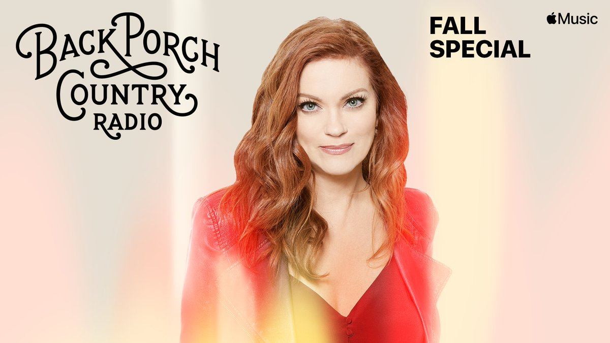 Join me on Back Porch Country Radio @applemusic for my Fall Special (Sat. 8-10p CST / 9EST/ 6PST) #BackPorchCountry #applemusic #applemusiccountry #fall #countrymusic