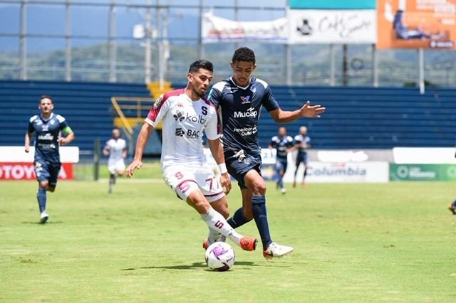 #LaPrevia: Cartaginés buscará golpear por segunda vez a Saprissa https://t.co/9bPBua5ASj   #VamosCartagines #1CSC #LigaPromerica #CSCvSAP https://t.co/547prQVQ0y