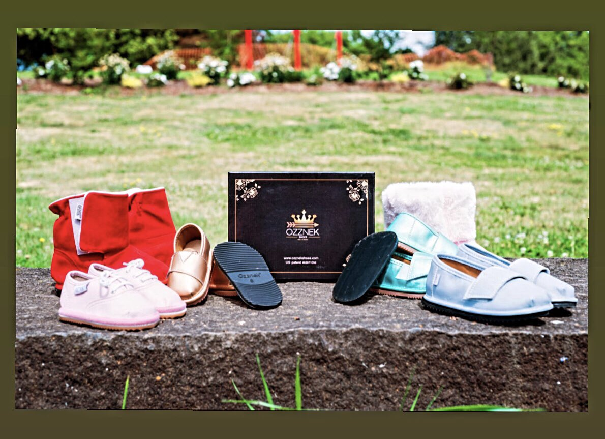Most children's shoes are cast aside before they are worn out and to own multiple pairs of shoes can get expensive. Here at Ozznek Shoes we help to solve both of those problems with one innovative design. Visit us to learn how our shoe system works. #innovation #inventive #kids https://t.co/H2zkNEM1Ow