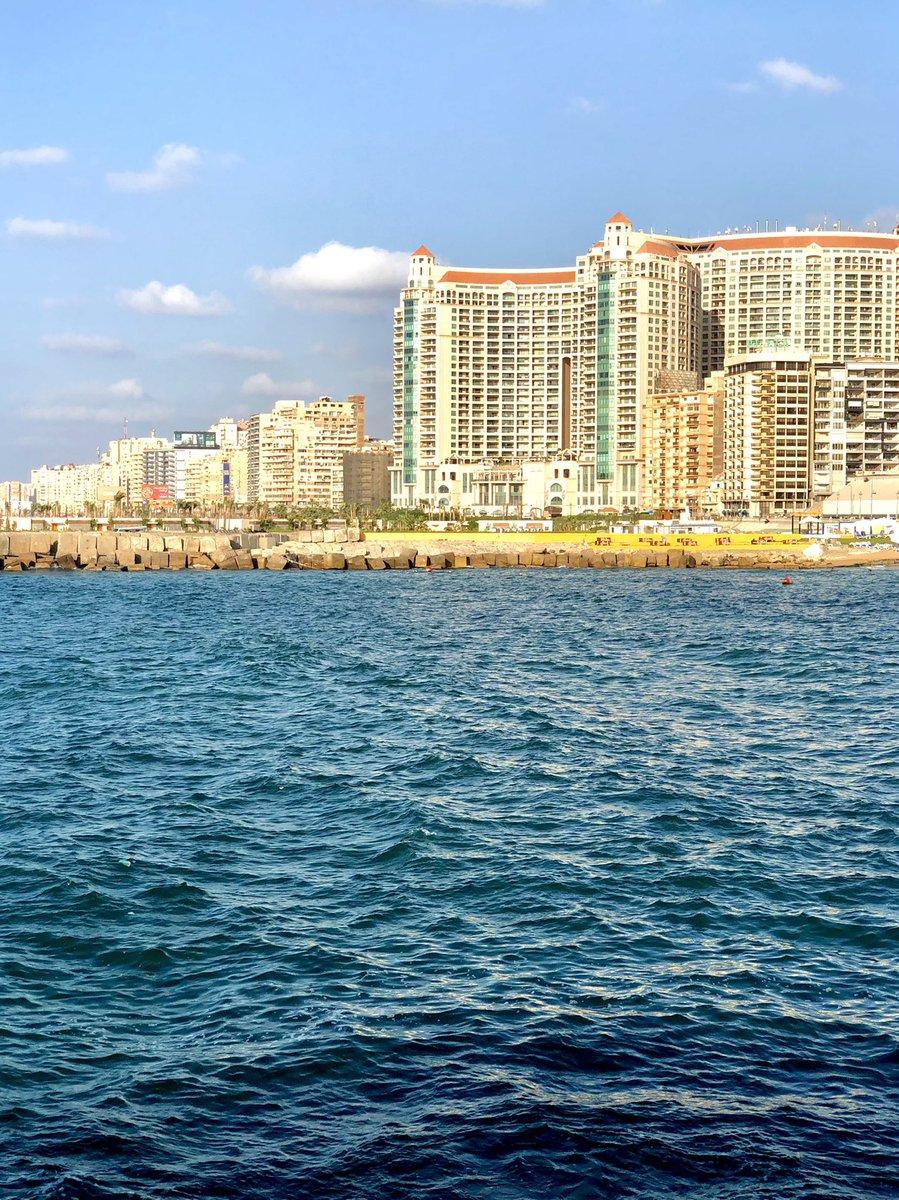 My beautiful city 💙 #Alexandria https://t.co/4J5as5eZyt