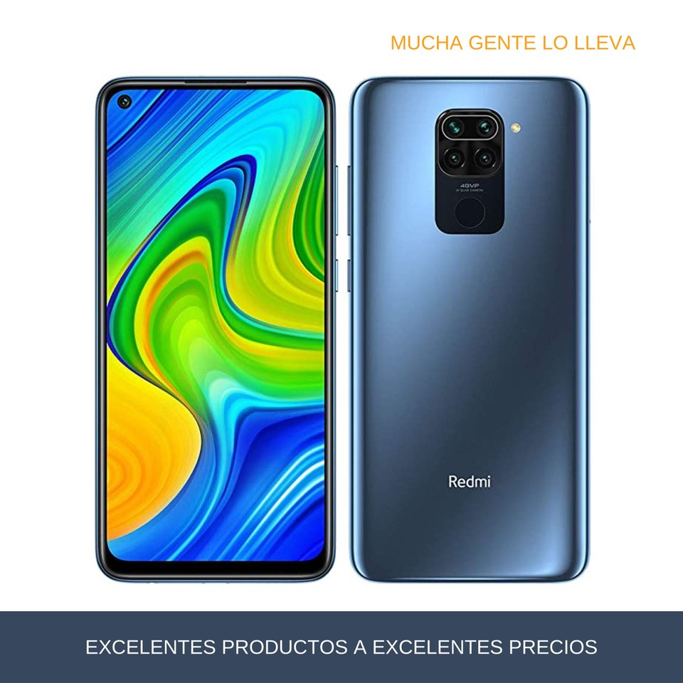 "USA 🇺🇸 Xiaomi Redmi Note 9 3GB RAM + 64GB, 48MP Quad Camera Hotshot, 5020mah Battery, 6.53 ""FHD +, LTE Factory Unlocked Smartphone  BUY NOW https://t.co/nGg5d45uTf  #gadgets #technology #computers #accessories #robots #meetings #health #healthtech #technology #affiliatelink https://t.co/uhSmf3wqm6"