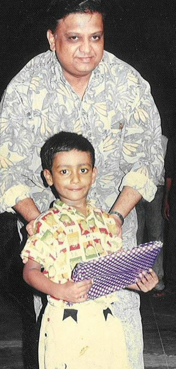 When I was just 8 years old. He was my Idol #RIPSPBSir https://t.co/4xkM21H5eR