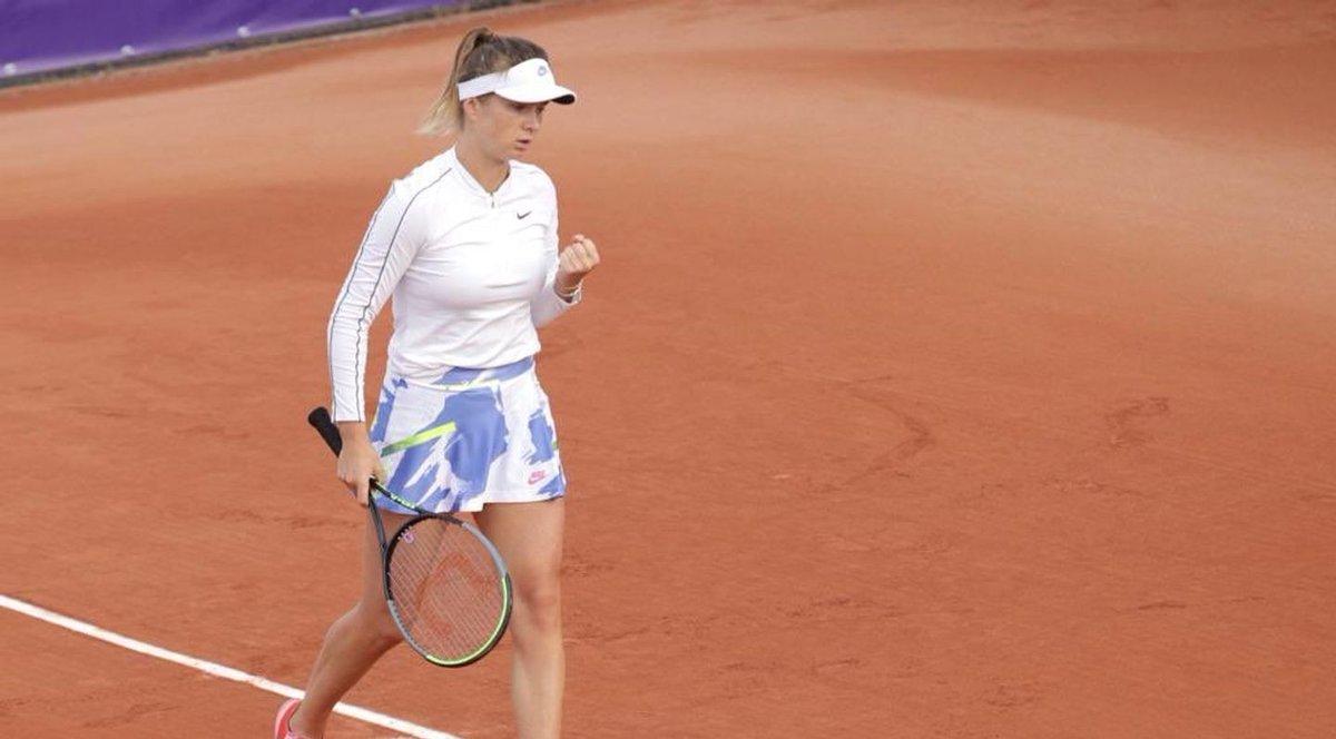 Elina Svitolina 🇺🇦 campeona en el #WTA de Estrasburgo al vencer a Elena Rybakina 🇰🇿 (6-4, 1-6, 6-2)  ✅2º título en 2020 ✅15º trofeos WTA ✅7º título WTA Internacional ✅5º trofeo sobre tierra batida   ➡️https://t.co/SD6jBH6WiF https://t.co/YhrEOtFHW3