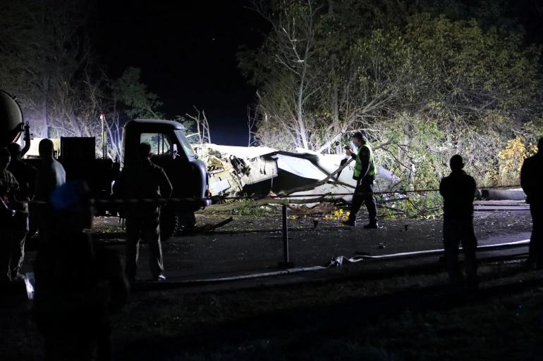 Ukraine crash: Flight recorders found, leader vows 'prompt' probe https://t.co/G6KkEwN39I https://t.co/J0SBduDw0z