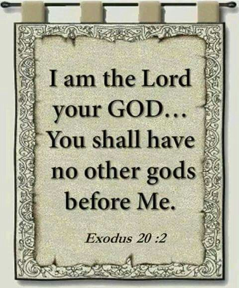 Thou shalt not bow down thyself unto them nor serve them: for I the Lord thy God am a jealous God, visiting the iniquity of the fathers upon the children unto the 3rd & 4th generation of them that hate me, & shewing mercy unto thousands of them that love me & keep my commandments https://t.co/X1VXOuHA1B