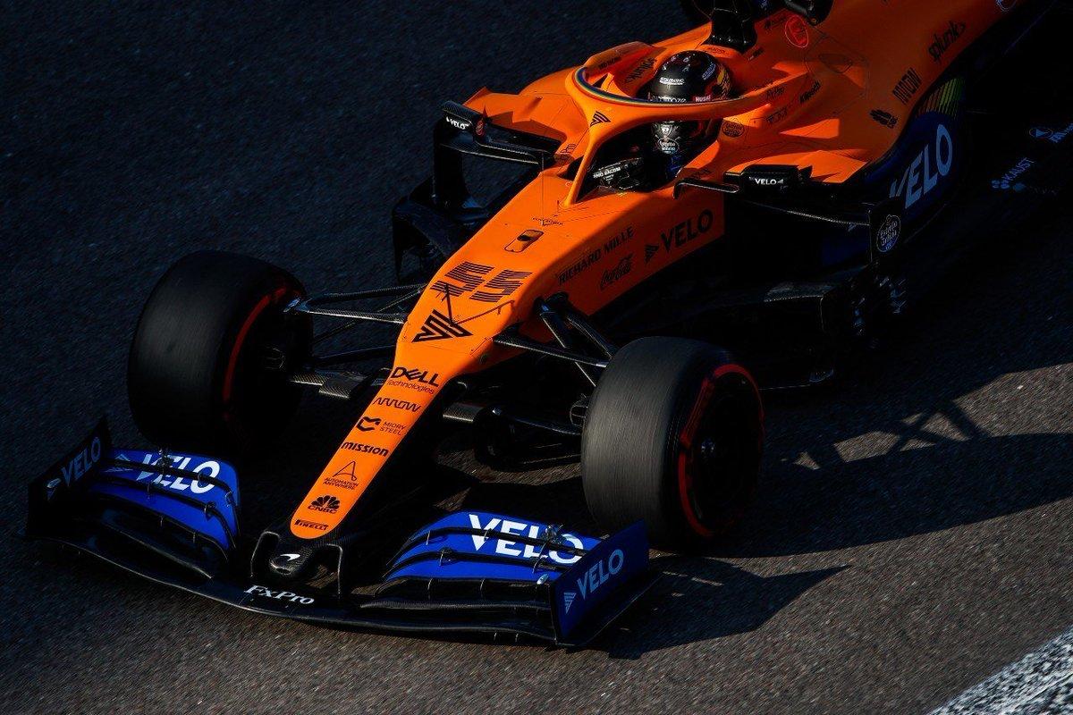 #F1 | Sainz saldrá 6º: «El cambio de condiciones nos ha afectado más de lo que esperábamos»  ➡️ https://t.co/Wx86riyzpr  #Fórmula1 #RussianGP @Carlossainz55 @Carlossainz55 https://t.co/trcv6q7WQy