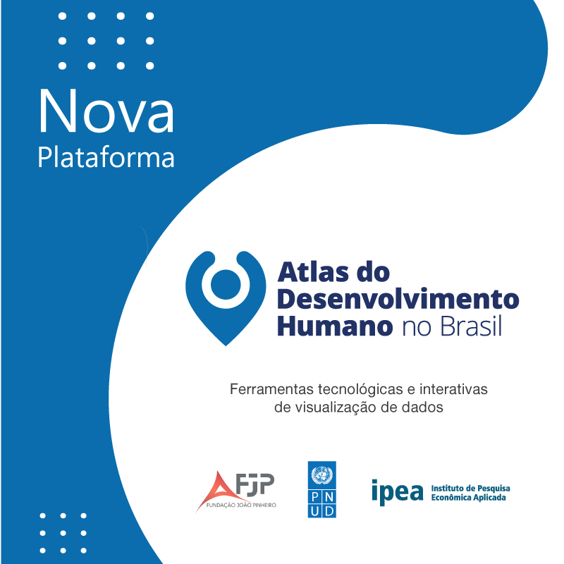 O #PNUD, em parceria com o @ipeaonline e @_fjp_ lançam, na próxima terça-feira (29/09), a nova plataforma do Atlas do Desenvolvimento Humano no Brasil. O lançamento virtual acontece às 10h30. Inscreva-se https://t.co/DLDJ3PPiCD. https://t.co/RHG7o21yvU
