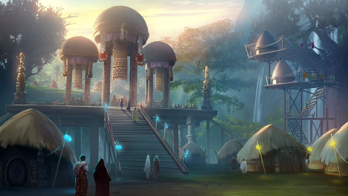 The Wagadu Chronicles: the African fantasy MMO bringing roleplaying back to RPGs