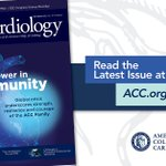 Image for the Tweet beginning: The latest issue of #CardiologyMag