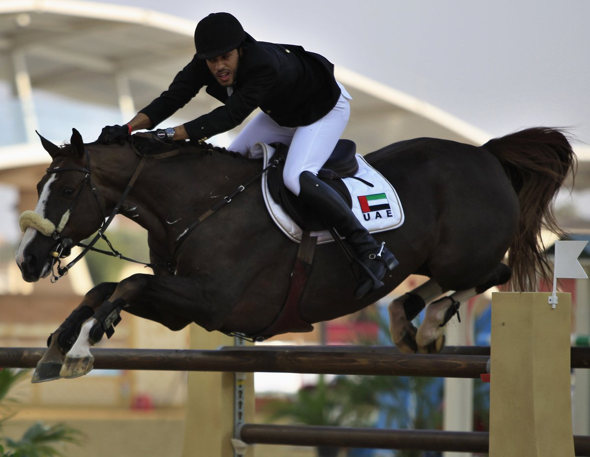 UAE suspended from equestrian competitions for breaking rules https://t.co/OhLSDZxs8J https://t.co/4qpxjsgDUf