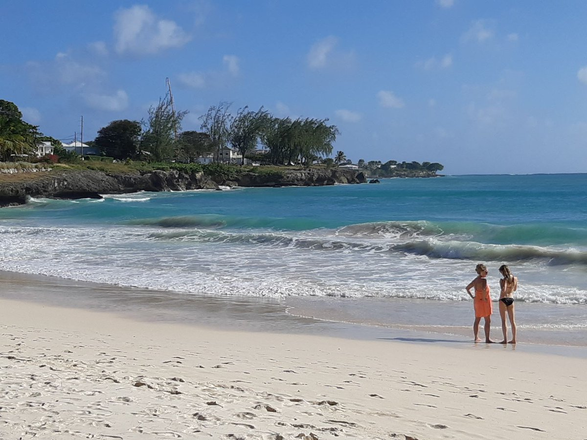 #Barbados #Views👍🌴☀️ . . .#travelphotography #travellers #lovetotraveltheworld #travelgram#familytravel #familytravelblogger #familytravels #oistins  #tsbarbadosrentals https://t.co/ielVBudscW
