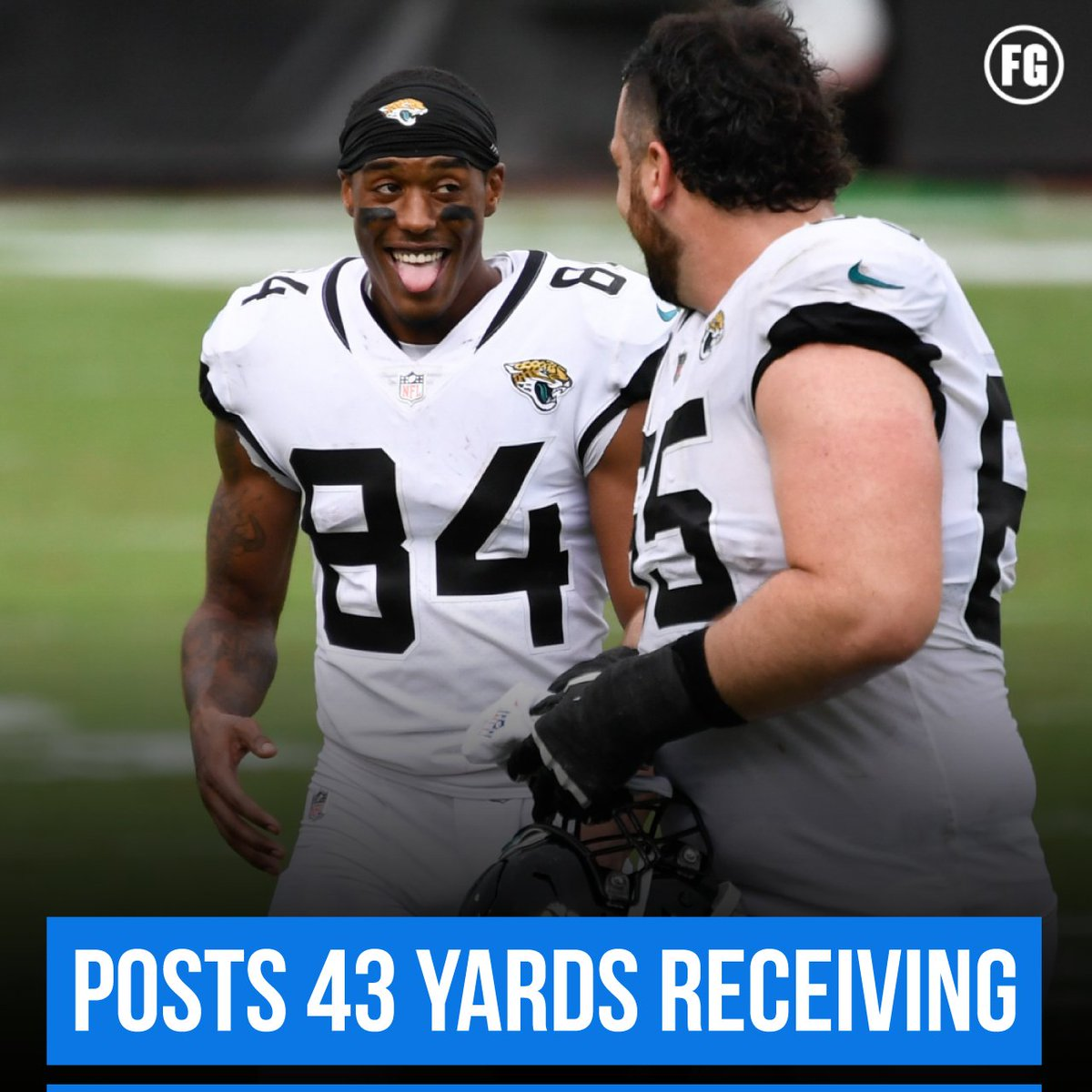 Jacksonville Jaguars WR Keelan Cole caught four of five targeted passes for 43 yards on Thursday, Sept. 24, against the Miami Dolphins.  #FantasyGuru  #NFL https://t.co/xttp6wG5FD