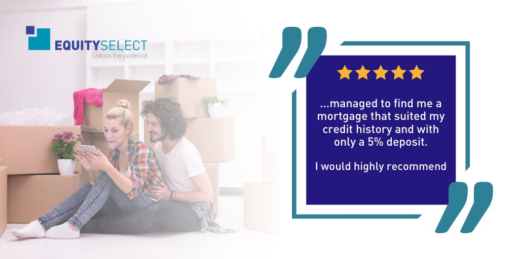 Knowing that our clients are happy to refer Equity Select onto their friends and family is the most rewarding feedback we receive! #MortgageAdvisor #BuyToLet  https://t.co/vZXZt7PXwK https://t.co/e86jmakAi1