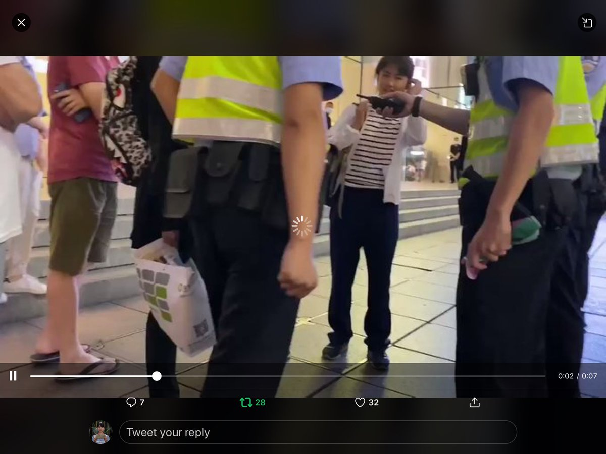 @GretaThunberg We were released yesterday night. Had a exciting night with the  Shanghai police. :) Nanjing East Road, Shanghai.  2020, Sep 25th, First nationwide joint climate activism in China. #ChinaSilentStrike #LetChinaStrikeForClimate @GretaThunberg @LicypriyaK https://t.co/f6nplkBDWx